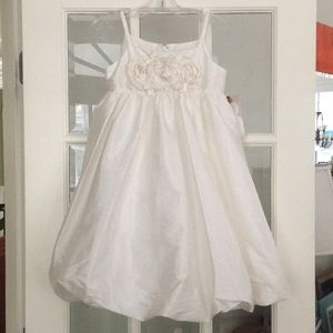 Girls Us Angels Party Dress